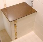 Kleinbad, altersgerecht, Dusche statt Wanne, Badsanierung, Spezialist für kleine Bäder